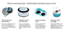 Robotický mop: revolúcia v upratovaní vášho domova