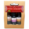 Aroma difúzery a sety prírodných esenciálnych olejov