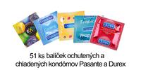 Výhodné balíčky kondómov pre vaše potešenie