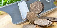 Hľuzovkové špeciality: olej, pasta, soľ i maslo