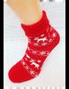 Bláznivé vianočné ponožky