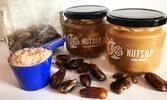 340 g Mandľové maslo rafaelo & proteín NutsUP