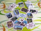Žolíkové hracie karty so slovenskými pamiatkami (červené)