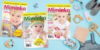 Ročné elektronické predplatné časopisu Miminko
