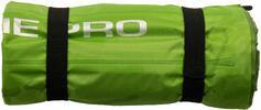 Samonafukovacia nášľapná karimatka Alpine Pro DONATE (čierna + zelená)