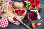 Darčekové sety džemov, nátierok a lekvárov