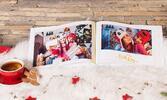 Vždy ostré spomienky vďaka klasickej fotoknihe s pevnou väzbou A4, A3 alebo 20x20 cm