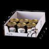 """Mäsové konzervy: hovädzia, bravčová a """"lančmít"""""""