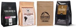 Degustačné balíčky zrnkových káv z celého sveta