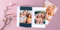 Vždy ostré spomienky vďaka klasickej fotoknihe s pevnou väzbou A5, A4, 20x20 alebo 30x30 cm