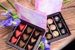 126 g Čokoládová bonboniéra (truffle)