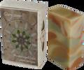 "85 g Prírodné peelingové mydlo s liečivými ílmi ,,Dary zeme"""