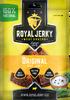 9 x 22 g Balíček prémiového sušeného mäsa Royal Jerky (Original)