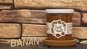 300 g Arašidový krém (banán v čokoláde)