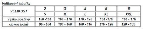 Vzorované pančuchy vzor 399