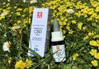 10 ml 15 % Prémiový CBD olej 1500 mg Swiss Nature (plnospektrálny)