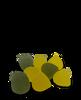 30 ks CBD Želé bezlepkové cukríky 300 mg Leaf Care