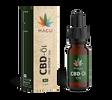 10 % Bio CBD olej Full-Spectrum