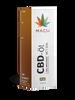 10 ml 20 % Gold CBD olej s MCT kokosovým olejom