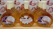 12 ks Kartón ovocného vína so svadobnou etiketou na mieru