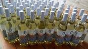 """3-dielny Balíček vín v drevenom boxe s vlastným gravírovaným textom """"Pre pravého degustátora"""""""