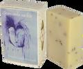 3 x 85 g Prírodné mydlo Ľúbava (Rajská záhrada/Sladké pokušenie/Spomienka na leto)