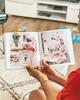 28-stranová Fotokniha s vlastnými fotografiami (20 x 20 cm)
