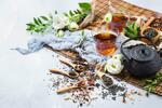 200 g Sypaný čaj Organis (harmanček)