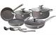 Sety riadov, hrncov a panvíc z kolekcie Le Chef