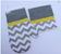 Slovenský handmade set rukavice a chňapky