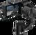 Kvalitná športová kamera spolu s príslušenstvom