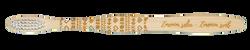 Motivačné zubné kefky z bambusu