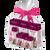 Balíček prírodnej ružovej kozmetiky Biofresh