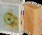 2-dielne sady prírodných mydiel a šampónových kameňov